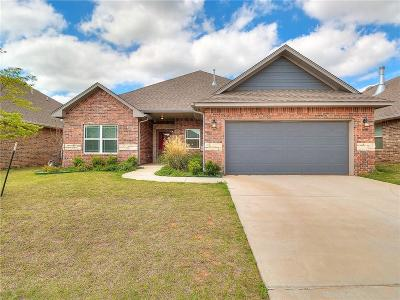 Oklahoma City Single Family Home For Sale: 8309 NW 139th Terrace