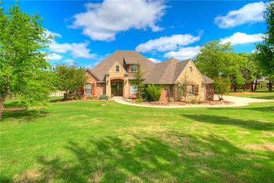 Choctaw Single Family Home For Sale: 558 Buttermilk Cloud
