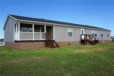 Blanchard OK Single Family Home For Sale: $99,900