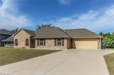 Noble Single Family Home For Sale: 804 Parkwoods