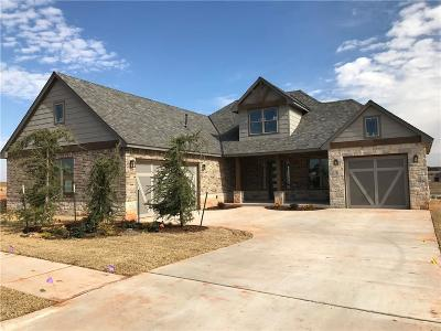 Norman Single Family Home For Sale: 3617 Vintage Creek Drive