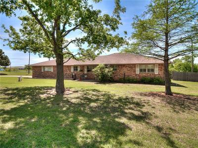 Tuttle Single Family Home For Sale: 300 Wildwood Drive