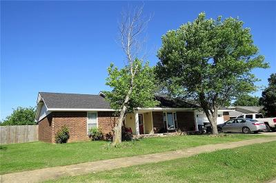 Prague Single Family Home For Sale: 1605 Westlawn