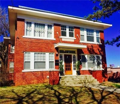 Oklahoma City Multi Family Home For Sale: 117 NW 17th