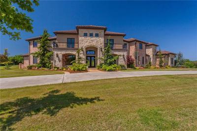 Edmond Single Family Home For Sale: 3501 Eagles Landing