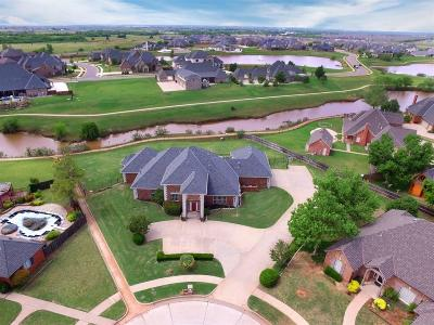 Edmond, Oklahoma City Single Family Home For Sale: 8111 NW 129th Place