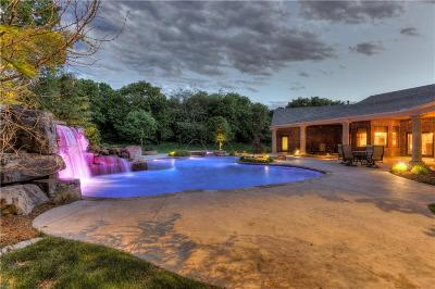 Choctaw Single Family Home For Sale: 640 S Indian Meridian