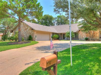 Oklahoma City Single Family Home For Sale: 11302 Twisted Oak Road