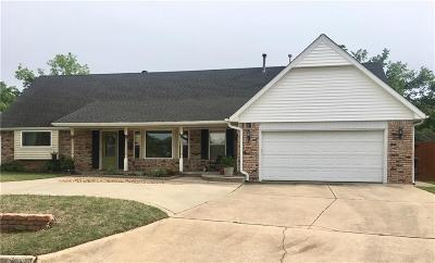 Shawnee Single Family Home For Sale: 303 E Franklin Street