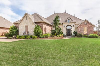 Edmond Single Family Home For Sale: 16725 Rainwater Trail