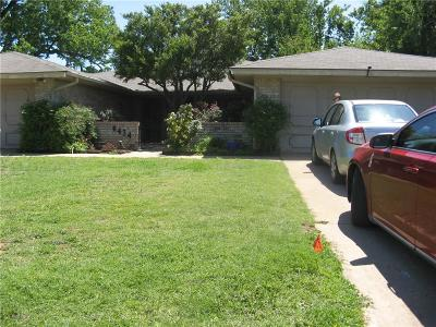 Oklahoma City Multi Family Home For Sale: 6430 Galaxie Drive