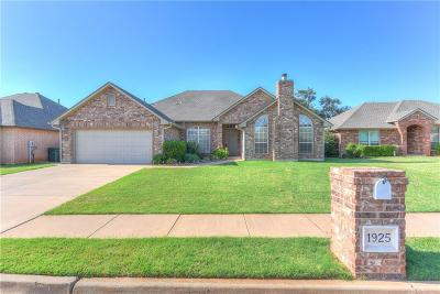 Edmond Single Family Home For Sale: 1925 Napa Valley Road