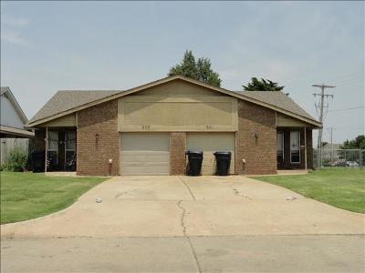 Oklahoma City Multi Family Home For Sale: 901 SW 97th #903