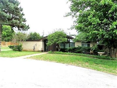 Chickasha Single Family Home For Sale: 1601 W Carolina Avenue