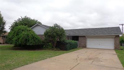 Single Family Home For Sale: 2001 Flamingo Lane