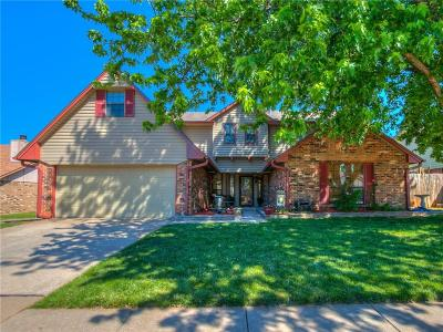 Oklahoma City Single Family Home For Sale: 11300 N Markwell Drive