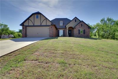 Blanchard Single Family Home For Sale: 24953 Tanglewood Drive