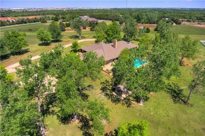 Oklahoma City Single Family Home For Sale: 1401 E Hefner Road