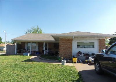 Oklahoma City Single Family Home For Sale: 200 NW 83rd Street