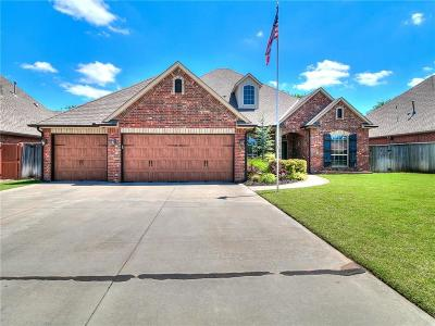 Midwest City Single Family Home For Sale: 1442 Emma Drive