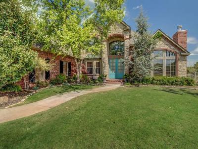 Edmond Single Family Home For Sale: 5804 Smoky Hill