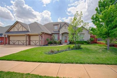 Edmond Single Family Home For Sale: 4525 Spectacular Bid