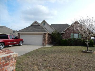 McClain County Rental For Rent: 490 NE 23 Terrace