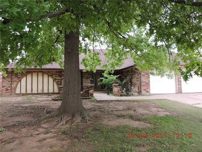 Oklahoma City Single Family Home For Sale: 8121 Willow Creek Boulevard