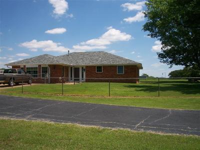 Shawnee Single Family Home For Sale: 18105 Gaddy Road
