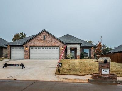 Warr Acres Single Family Home For Sale: 5514 Painted Pony Road