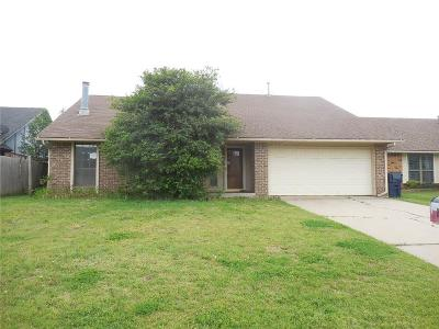 Oklahoma City Single Family Home For Sale: 8320 NW 109th Street