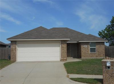 Oklahoma City Single Family Home For Sale: 8132 Rausch Lane