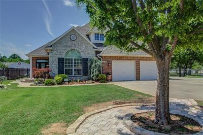 Midwest City OK Single Family Home For Sale: $345,700