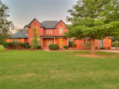 Edmond Single Family Home For Sale: 18632 Wolf Creek Drive