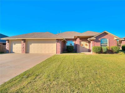 Moore OK Single Family Home For Sale: $169,900