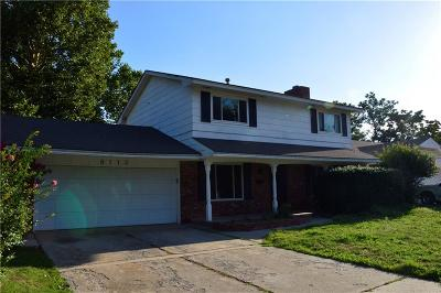 Bethany Single Family Home For Sale: 8113 NW 28th Terrace