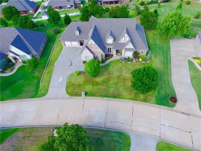 Choctaw Single Family Home For Sale: 12827 Glen Eagle