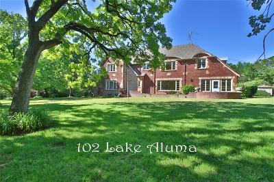 Oklahoma City Single Family Home For Sale: 102 Lake Aluma Drive