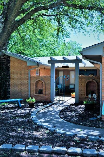 Guthrie Single Family Home For Sale: 825 Mimosa Drive