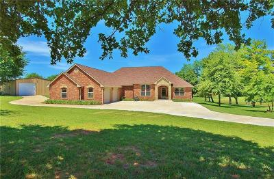 Blanchard Single Family Home For Sale: 2434 County Road 1327