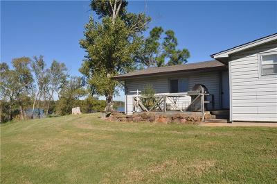 Fort Cobb Single Family Home For Sale: 1410 Crane