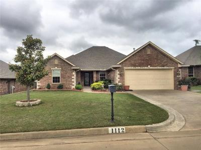 Shawnee Single Family Home For Sale: 1112 Morning Side