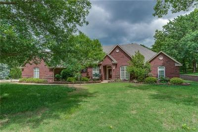 Choctaw Single Family Home For Sale: 1420 Hickory Drive