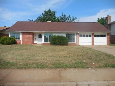 Oklahoma City Single Family Home For Sale: 11205 N Villa Avenue