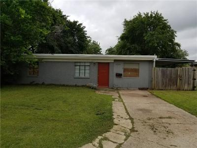 Oklahoma City OK Single Family Home For Sale: $27,000