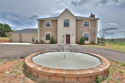 Guthrie Single Family Home For Sale: 4455 S Douglas