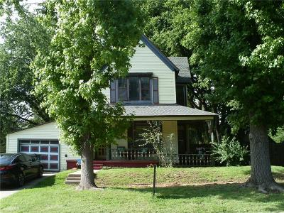 Guthrie Single Family Home For Sale: 206 E Mansur Avenue