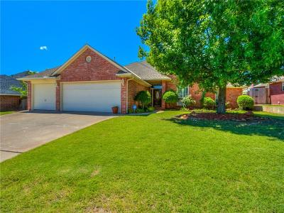 Oklahoma City OK Single Family Home For Sale: $196,900