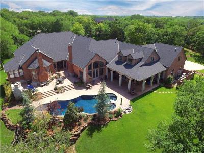 Edmond Single Family Home For Sale: 6025 River Oaks Road