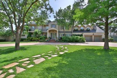 Nichols Hills Single Family Home For Sale: 1500 Drury Lane